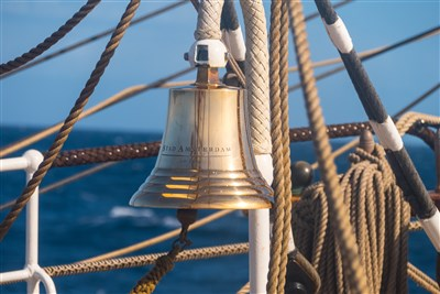 Ships bell Clipper Stad Amsterdam