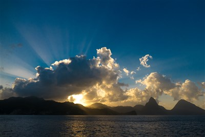 St Lucia. Photo Bryce Pittons